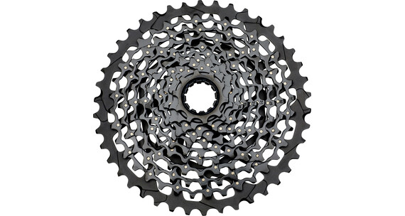 SRAM X1 XG-1180 Kassette 10-42 tænder 11-speed sort